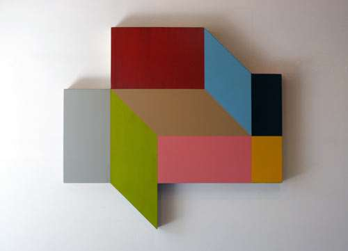 3D Geometric Sculptures