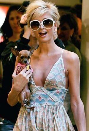Paris Hilton Launches Shoe Brand