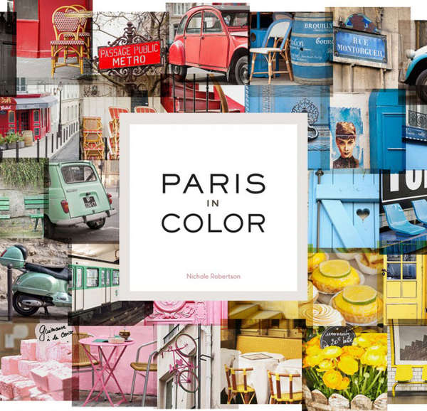 Parisian Palette Books