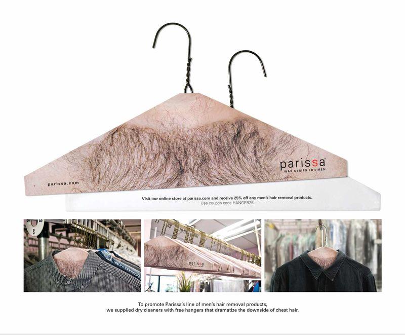 Hair Hanger Campaigns