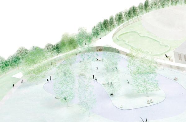 Park-Blended Architecture
