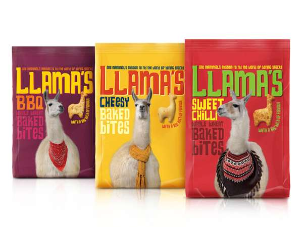 Discerning Llama Packaging