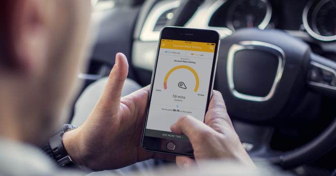 Parking Payment Apps