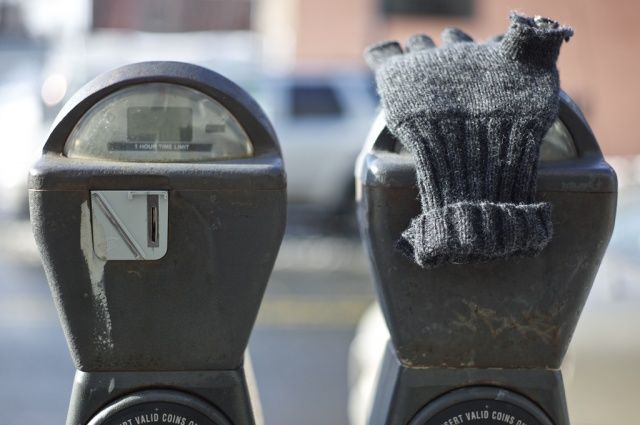 Mobile Parking Meter Payments
