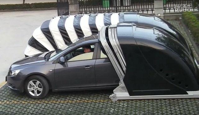Car Parking Pods
