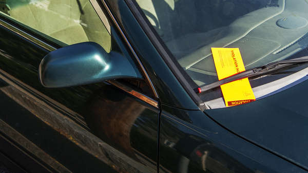 Parking Ticket-Avoiding Apps