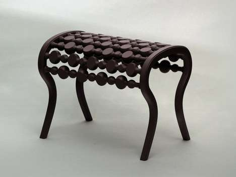 Animalistic Wooden Stools