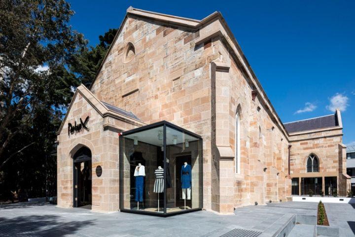 Repurposed Church Boutiques