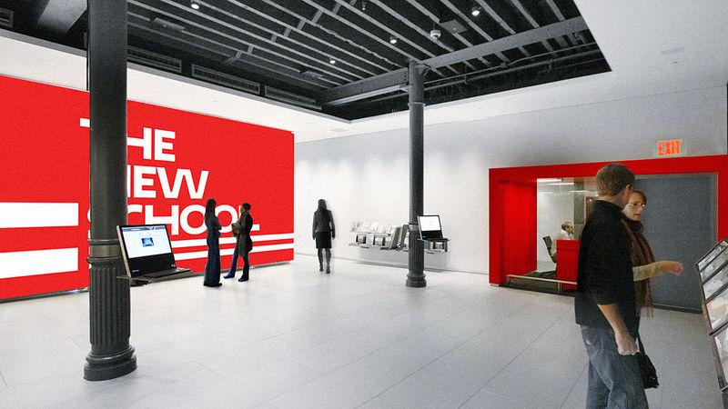 Designer College Rebrands
