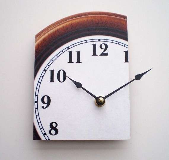 part time clock