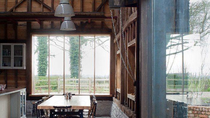 Luxurious Barn Homes