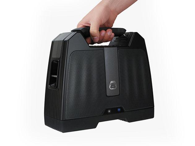 Bluetooth Briefcase Speakers