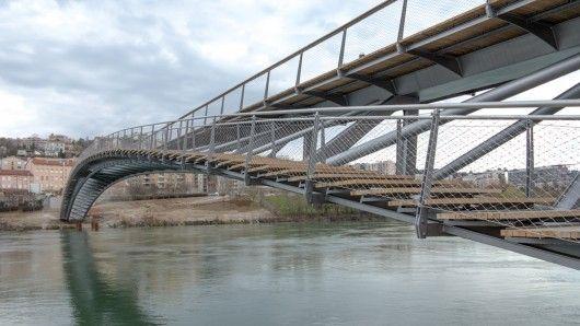 Dual Walkway Bridges
