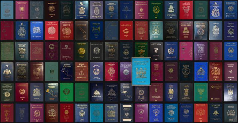 Interactive Passport Encyclopedias
