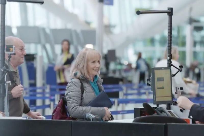 Passport-Free Travel Boarding