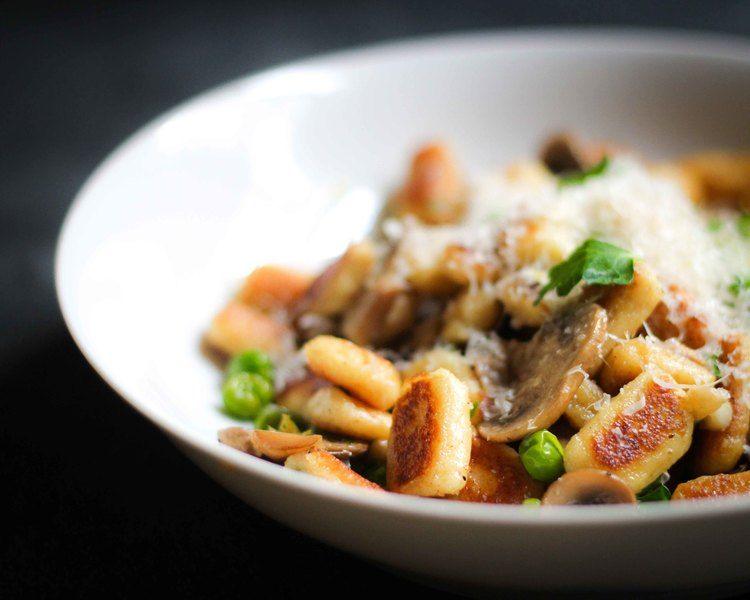 Instant Noodle Gnocchi