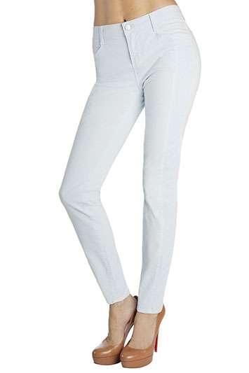 Plain Pastel Jeans
