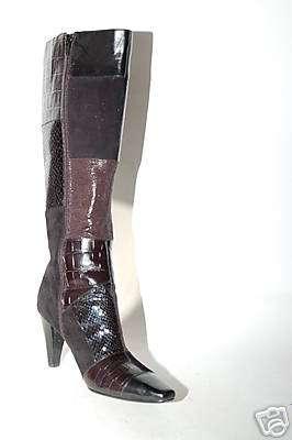 Patchwork Footwear
