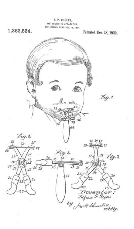 Peculiar Patent Illustrations