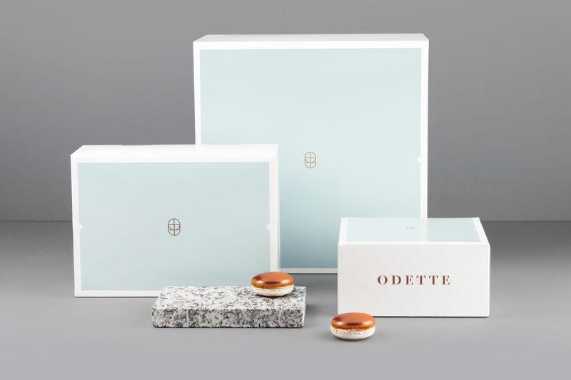 Elegant Patisserie Branding