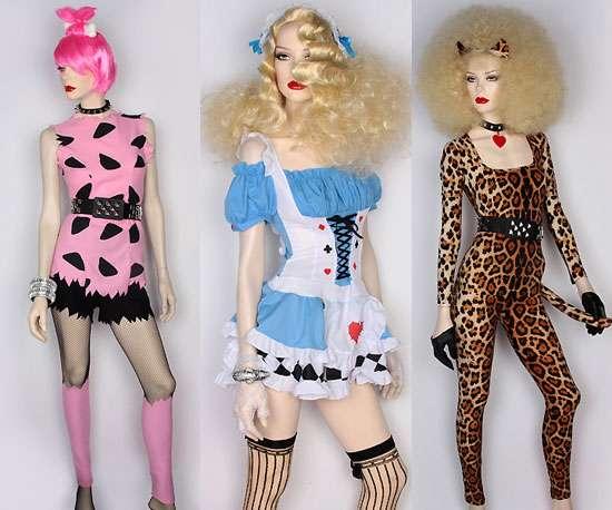Fierce Fashionable Costumes