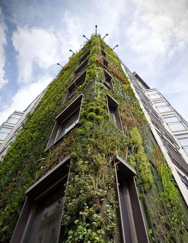 8-Story Vertical Gardens