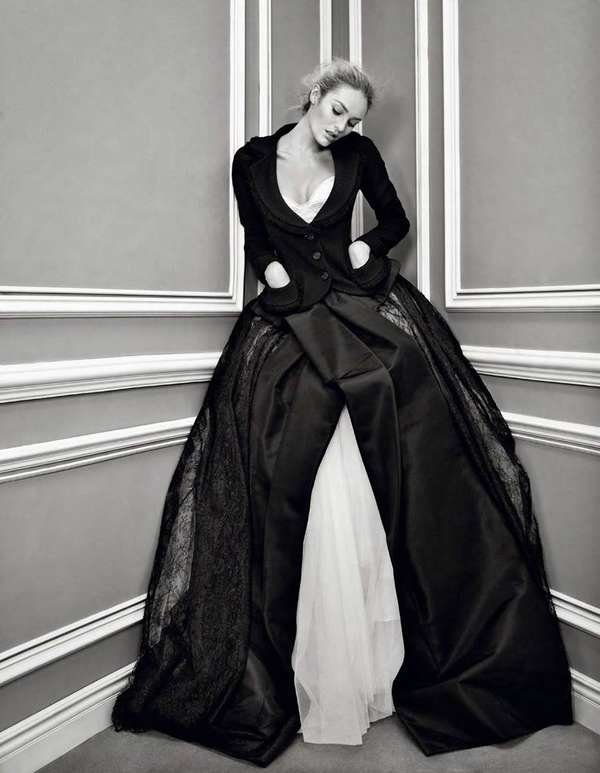 Patrick Demarchelier for V Magazine