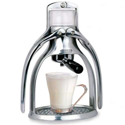 espresso maker by patrick hunt