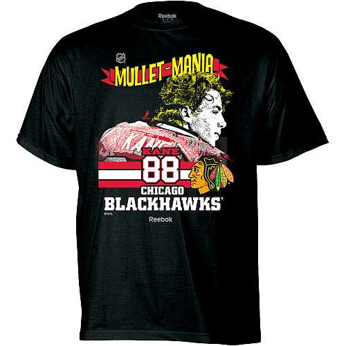 Hockey Mullet T-Shirts