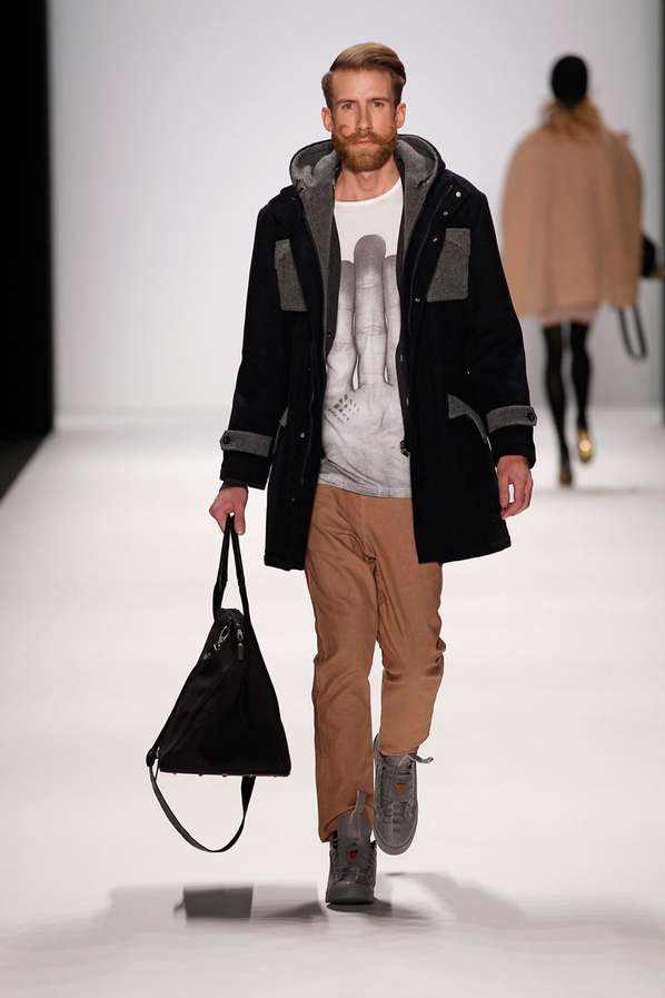 Fashionably Futuristic Catwalks