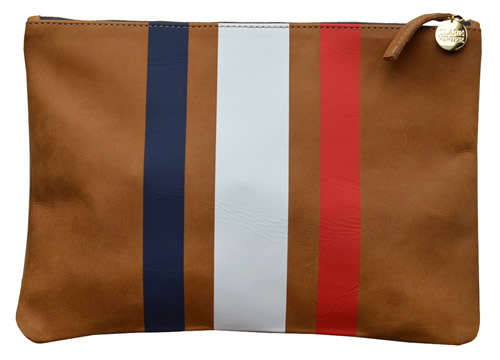 Chic Patriotic Clutches