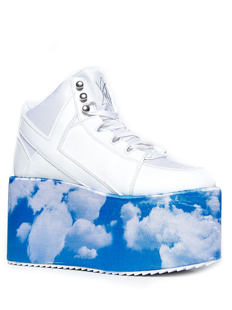 Cloud-Patterned Platforms
