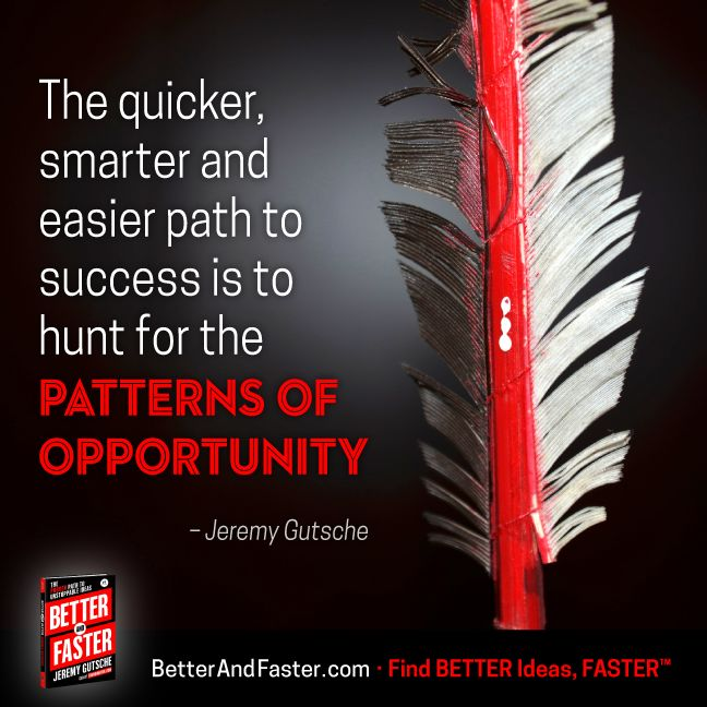 Hunt Patterns of Opportunity