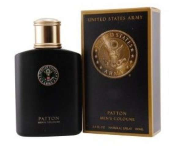 Patton Mens Cologne