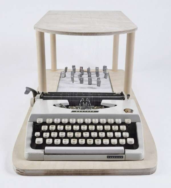 Hackable Typewriters