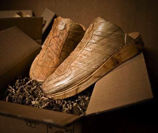 Woodland Sneakers