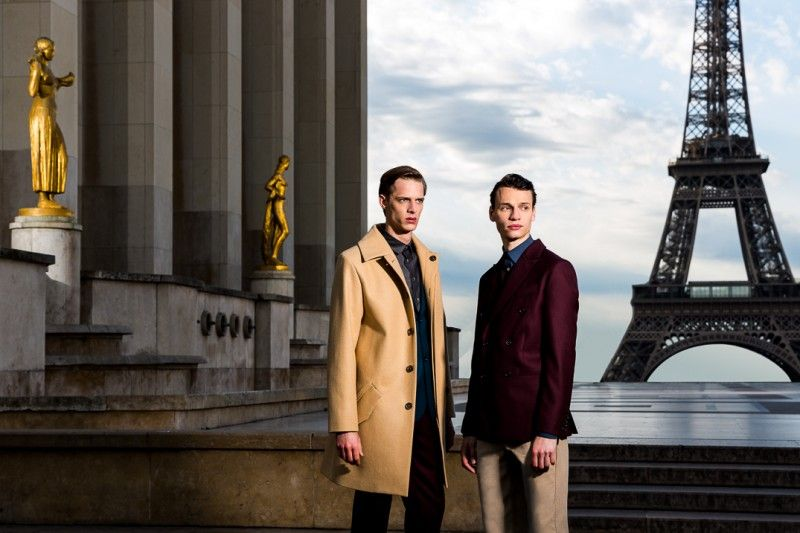 Luxe Parisian Advertorials