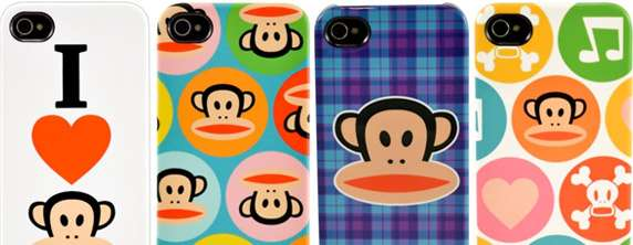 Paul Frank iPhone 4 Cases