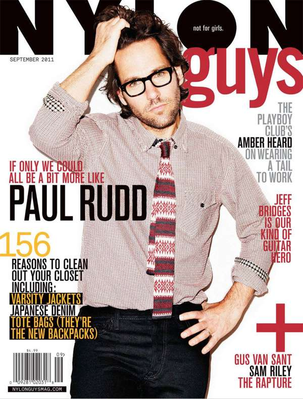 Paul Rudd Nylon Guys
