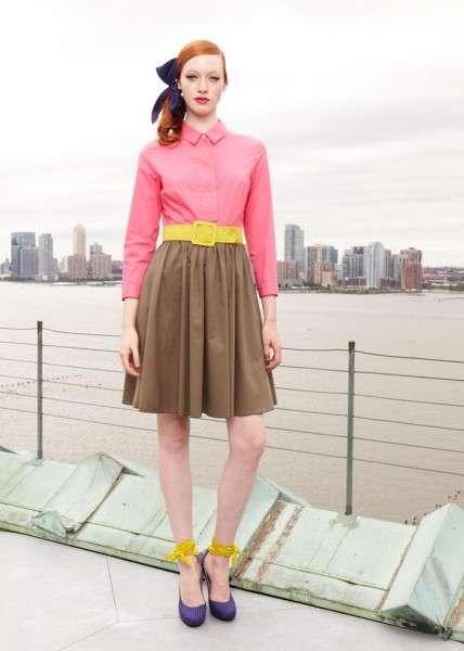 Big Apple-Inspired Fashion