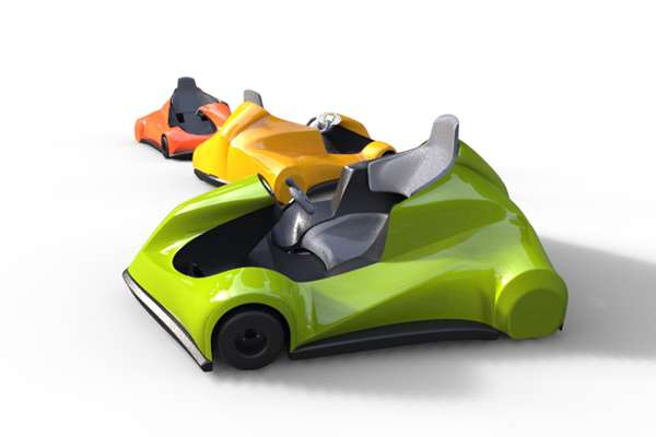 Electrified Go-Karts