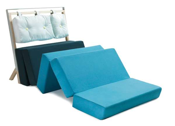 Pause Convertible Sofa bed