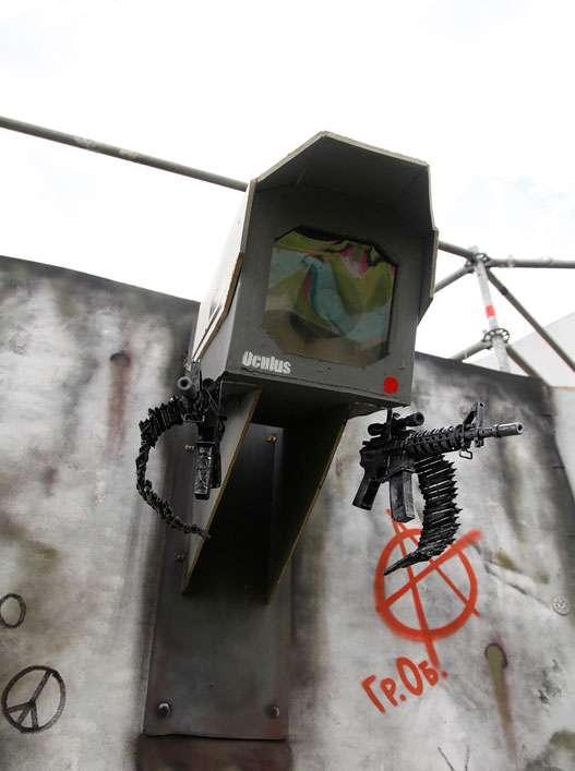 System-Rebelling Street Art