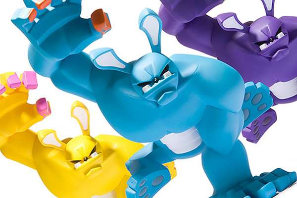 Mutant Mammal Toys