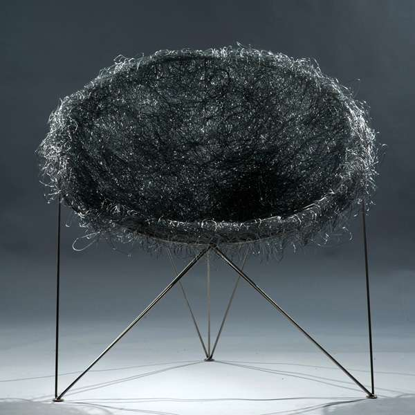 Pawel Grunert Nest Chair