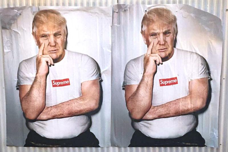 Streetwear-Clad Republican Posters