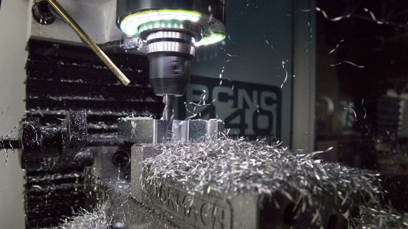 Personal Milling Machines