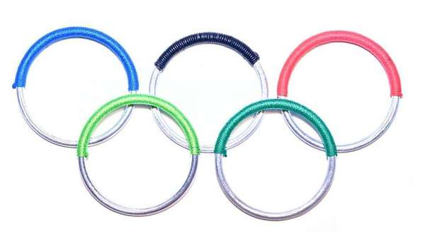Olympic-Themed Artillery Bracelets