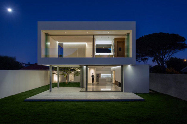 Abstract African Abodes