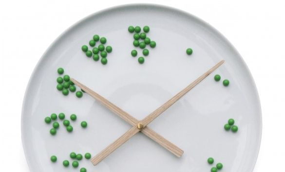 Quantitative Food Clocks